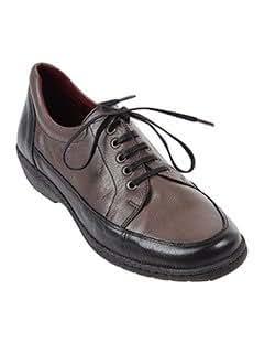 BERCCIA Chaussures MARRON Derby FEMME