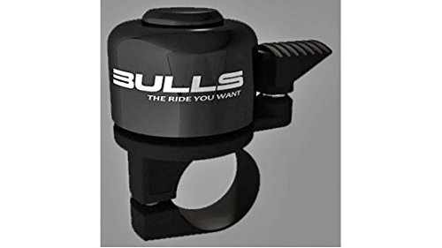 Glocke Mini 'Bulls' 22,2/25,4
