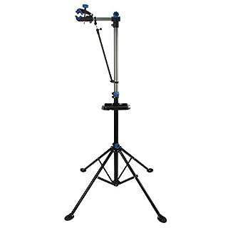 AllRight Reparaturständer Fahrrad 360°Montageständer Werkzeugständer Verstellbar 50 kg