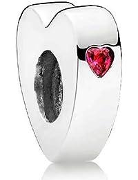 Pandora Women Silver Bead Charm - 796559czr