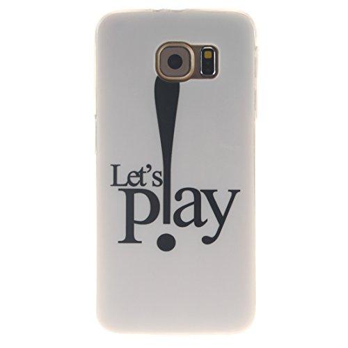 ANNN® Samsung Galaxy J510 J5 2016 Silicone Case TPU Cover - Etui de Protection Cas en caoutchouc en Ultra Slim Souple Gel TPU Bumper Cas Case + Quill stylet + Pendentif poisson---TX11 A18
