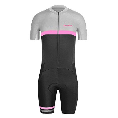 Uglyfrog SKS10 2016 Nuovi Uomini Traspirante Primavera Autunno A Maniche Lunghe Ciclismo Body Skinsuit All'aperto Sportswear Abbigliamento Triathlon