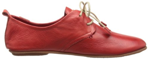 Pikolinos Calabria 917, Chaussures de ville femme Rouge (Carmin)