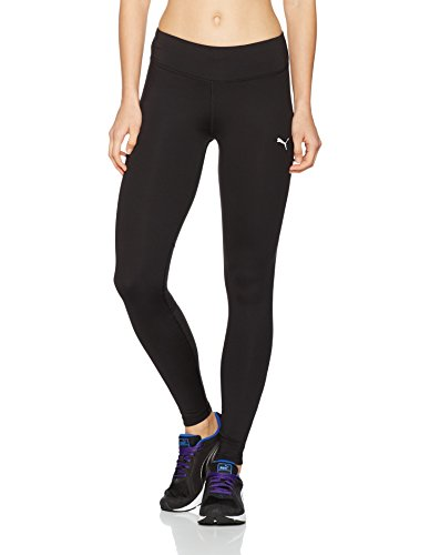 Puma Damen Core-Run Long W Tights, Black, M (Adult Beinabschluss)