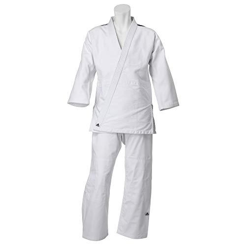 adidas Judoanzug J500 Training, Weiß, 170
