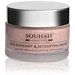 Souhait Essentials French Red Clay And Walnut 3 In 1 Mousse - 50 Grams