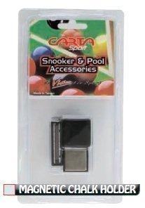 NEW Essential Craie de Billard et snooker Tableau magnétique aimant Support avec clip ceinture