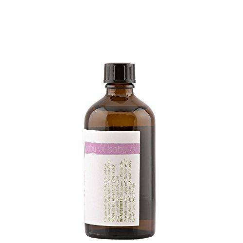 BIO Babyöl Oil BIOMOND / 100 ml / ohne Zusatzstoffe / 100% BIO / Testsieger / Naturkosmetik / entspannt und pflegt / von Hebammen empfohlen - 2