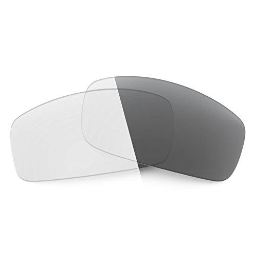 Revant Ersatzlinsen für Spy Optic Hielo Elite Adapt Grey Fototrop