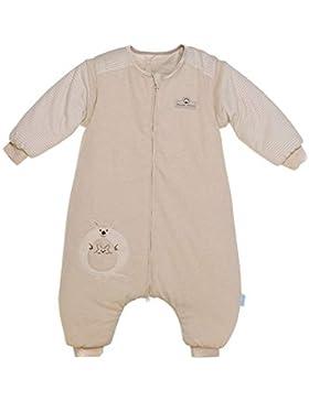 Fairy Baby Unisex-Schlafsack mit Arm und Bein Baumwoll-Schlafsack ca. 3,5 Tog