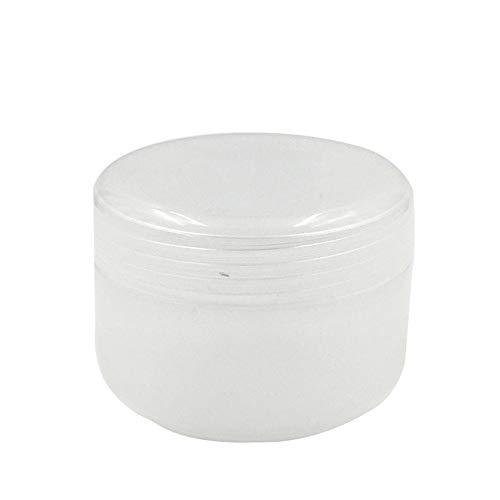 Lecimo10 Stücke Plastikflaschen Nachfüllbare Flaschen Leere Makeup Glas Reisecreme Gesichts/Lotion / Kosmetikbehälter 5 Farben 10g, ()