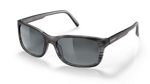 Sonnenbrille grau mit Struktur