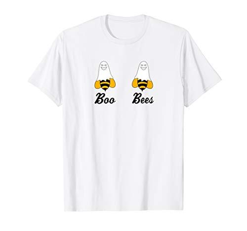 Boo Bees Naughty Halloween Kostüm Funny Men Women Gift T-Shirt