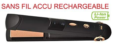 mia-germany-CR 1879-Plancha para el pelo cabello cerámica con cable de carga USB