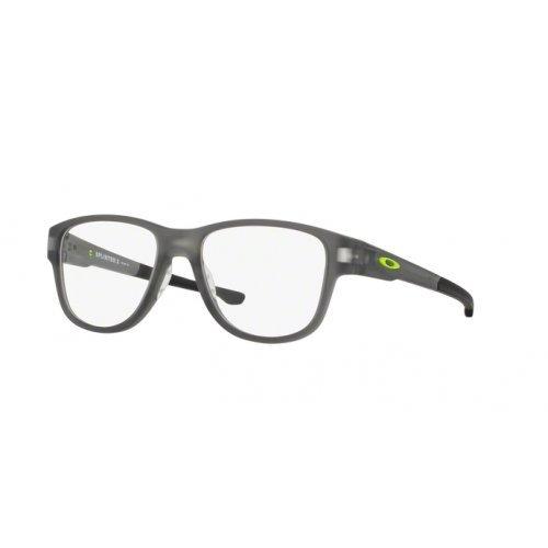 Oakley Unisex-Erwachsene OX8094 Brillengestelle, Grau/Transparent, 6