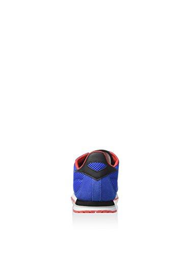 Scarpe da ginnastica BLU 137 MUNICH MASSANA Blu/Rosso