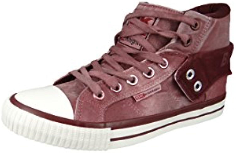 British Knights BK Sneaker B41 3712 10 ROCO DK Burgundy Weinrot