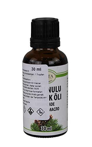 GMMH Weisstannenöl aus natürlichen Komponenten 25 ml Öl - Alba Massage-Öl