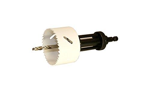 Famag Loch Rauchgasthermometer sah HSS Co Ø 168mm Schritt von Zahn-Variable 217316800
