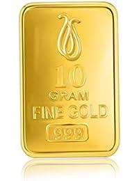 Senco Gold 24k (999) Yellow Gold Bar