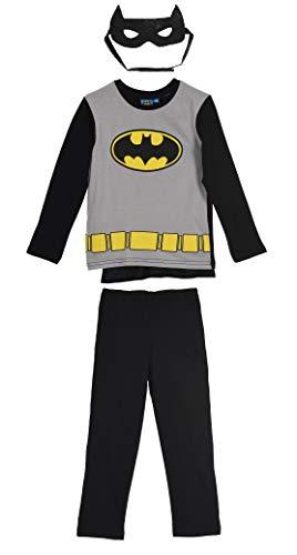 Batman Jungen Lang Pyjama Schlafanzug