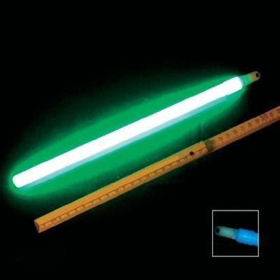 GIGASTAR Knicklicht / Leuchtstab – Grün – Größe 300x15mm