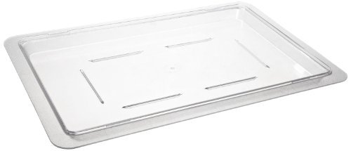 Camwear Food-box (Cambro (1826CCW135) Full Size Flat Food Box Lid - Camwear by Cambro)