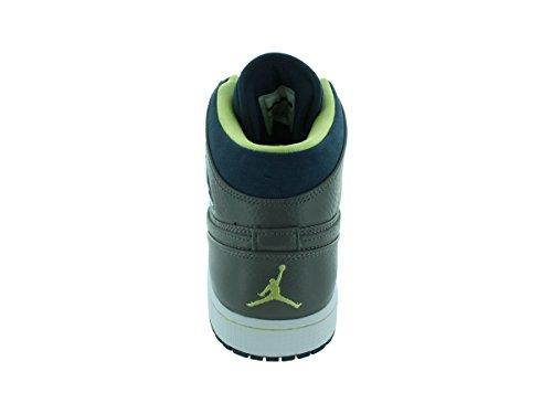 Jordan 1 Retro '97 Txt Flat Pewter Jaune 555071-045 Flt Pwtr-Flt Pwtr-Elctrc Yllw