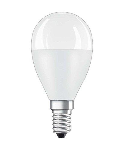 Osram LED Star Classic P Lampe, Sockel: E14, Warm White, 2700 K, 8 W, Ersatz für 60-W-Glühbirne, 6er-Pack -
