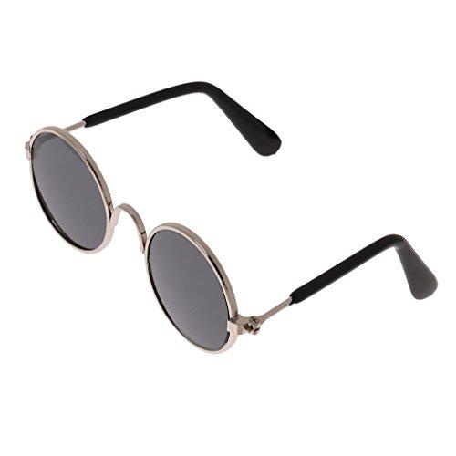 Baoblaze Haustier Hund Katze Brille Augenschutz Sonnenbrille Schutzbrille im Sommer - Typ 3