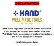 HAND Damen Modische Weicher Feder-Net Ascot/Derby Day Fascinator Kopfschmuck von Well Made Tools - Outdoor Shop
