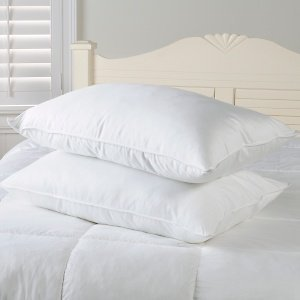 Love2Sleep SUPER SPRING BOUNCE BACK PILLOWS 4PACK (4 PILLOWS) WITH FREE QUILTED POLYCOTTON PILLOW PROTECTORS