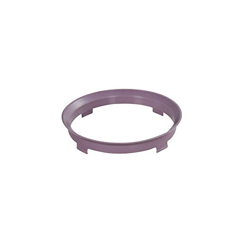EvoCorse Bague de centrage en plastique 67,1/64,1 mm - Kit 4 pièces