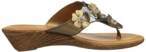 Lotus Sicily, Sandali Donna Multicolore (Bronze/Multi Metallic)