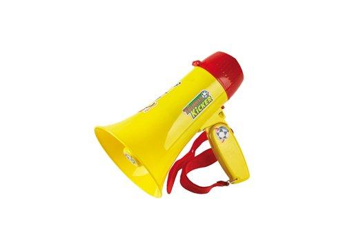 (Happy People Kinder Megaphon Teufelskicker, gelb-grün-rot, 22 cm, 76704)
