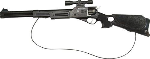 Schrödel- Carabine Jouet Montana 12-Coups, 6038321, Taille Unique