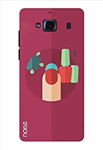 Noise Girly Things - Nail Paint Printed Cover for Xiaomi Redmi 2 Prime / Redmi 2S