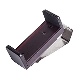 Universal Handheld Transmitter Holder with Sun Visor Clip for BFT, Hörmann Beninca ATTAS