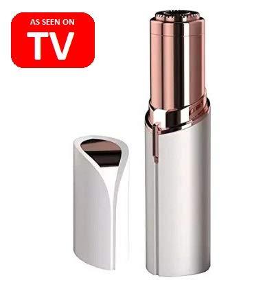 Hi-Tech-Global épilateur électrique visage, élimine poil et duvet sans douleur.