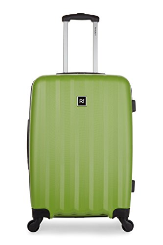 Revelation Jude – 4 Wheel Medium Case Lime Maleta, 65 cm, 67 liters, Verde (Lime)