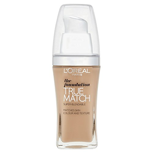 L'Oréal Paris True Match, Fondotinta, N2 Vanilla 30 ml