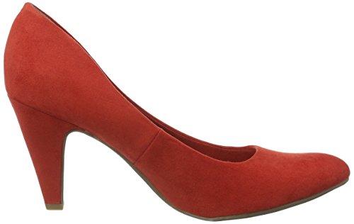 Marco Tozzi 22428, Scarpe con Tacco Donna Rosso (Red 500)