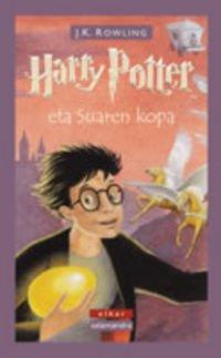 Harry Potter eta Suaren kopa: 4