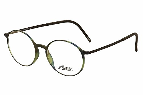 Schwarzkopf Silhouette Eyeglasses Urban Lite 2901 6104 Full Rim Optical Frame 47x18x145mm