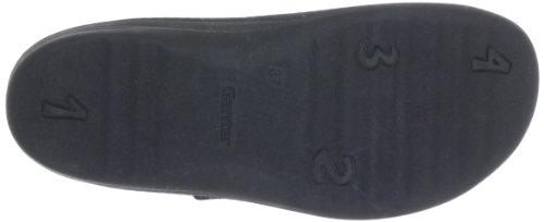 Ganter Hera, Weite H 5-205867-01000, Sandali donna Nero (Schwarz (schwarz 0100))