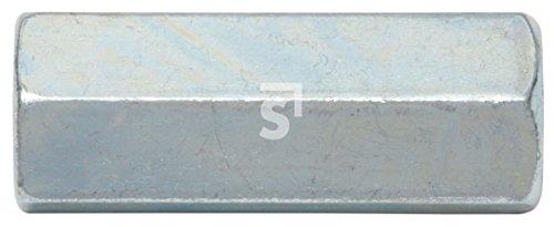 Schössmetall Sechskant Distanzmuffen M12 X 40 Edelstahl A2 8 Stück