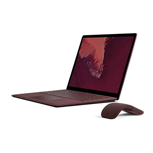 Microsoft Surface Laptop 2 13.5 Inch Laptop - (Burgundy) (Intel 8th Gen Core i7, 8 GB RAM, 256 GB SSD, Intel UHD Graphics 620, Windows 10 Home) Best Price and Cheapest