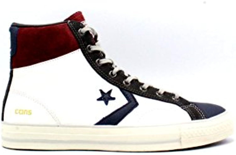 Converse Star Player Hi Leather - Zapatillas Abotinadas Unisex Adulto -