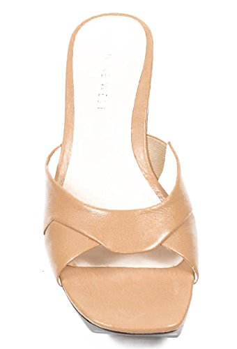 NINE WEST - Sandali Di Piattaforma Donna NWZANOBI NATURAL Beige