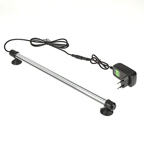 Zerone Aquarium-LED-Lampe, Riff-Fische Coral Aqua Plant LED-Lampe, die Aquarium LED wei?es Licht 42LEDs Beleuchtet